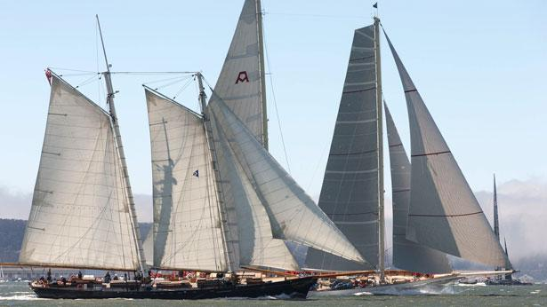 America's Cup Superyacht Regatta 2017 to be held in Bermuda - AdamSea.com