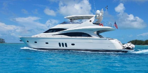 Luxury Yachts for Charter - Beautiful Bahamian Islands