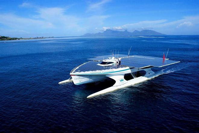Most Unique Yachts Around The World